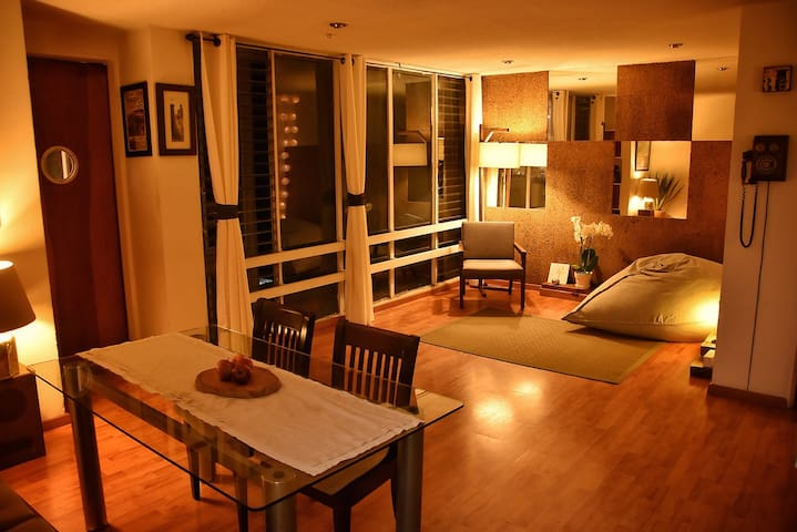 Beautiful and very cozy apartment in Del Valle.