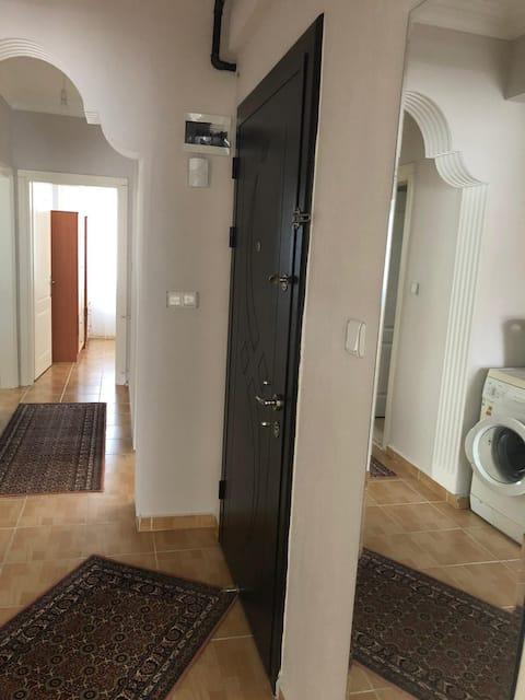 3BR  Apartment with Furniture - Ula, Muğla