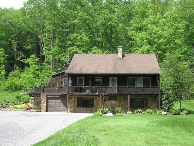Forest Home Family room - Kane - Rumah