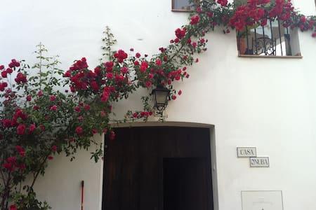 Casa Onuba: preciosa casa 9 pers. - Fuenteheridos - Σπίτι