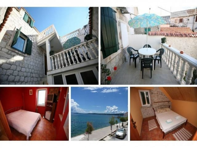 Room Villa Mirakul R1 Kastel Novi, Riviera Split