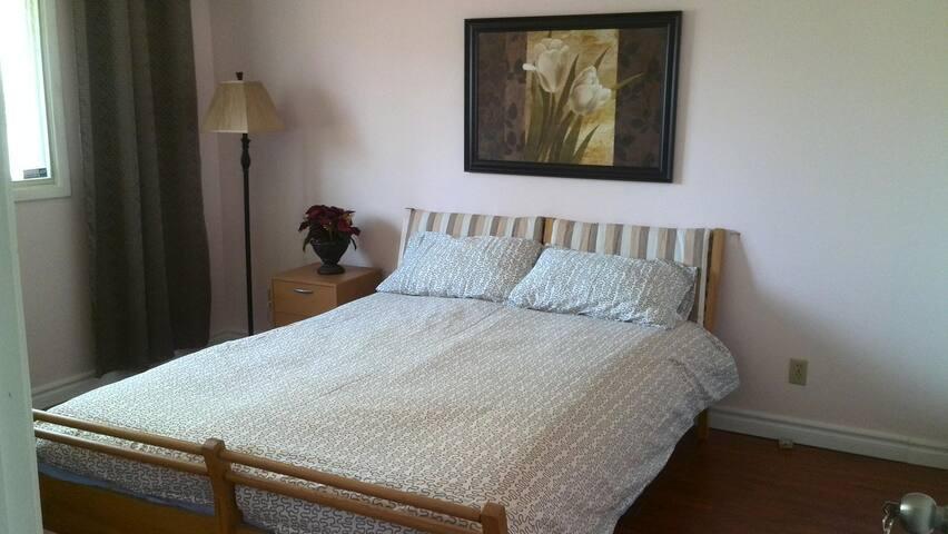 2nd Floor Room Sleeps up to 2 Guests