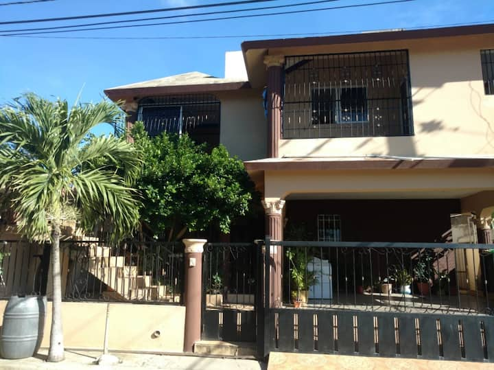 Renting beautiful 2 room house