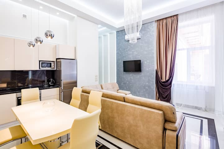 Exclusive Deluxe Apartments on Lviv