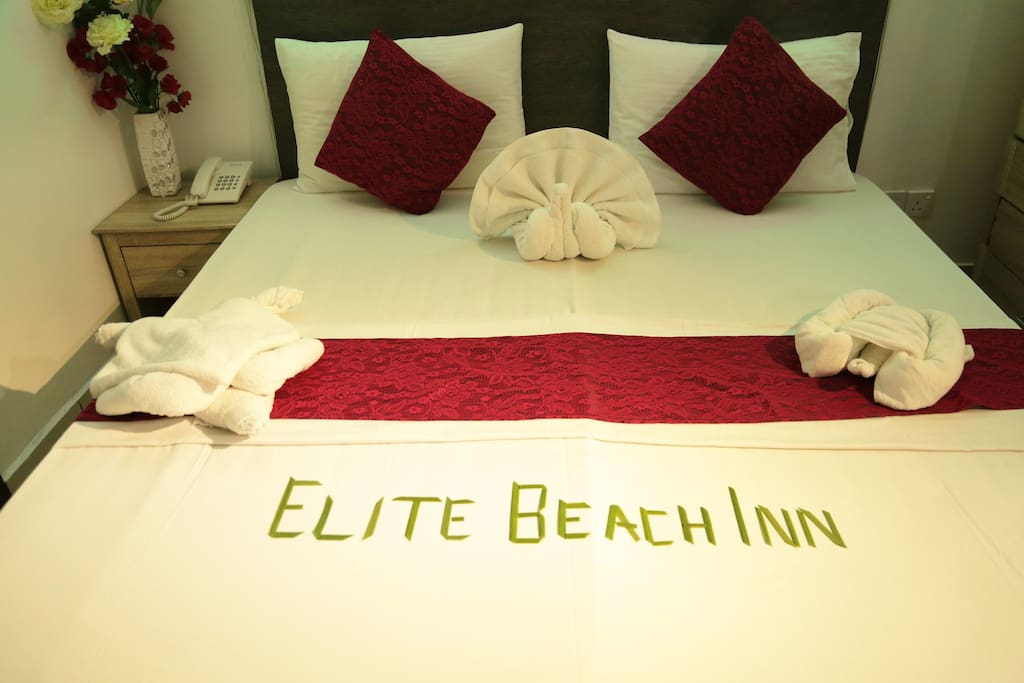 Elite beach inn hulhumale maldives bed breakfasts zur for The family room hulhumale