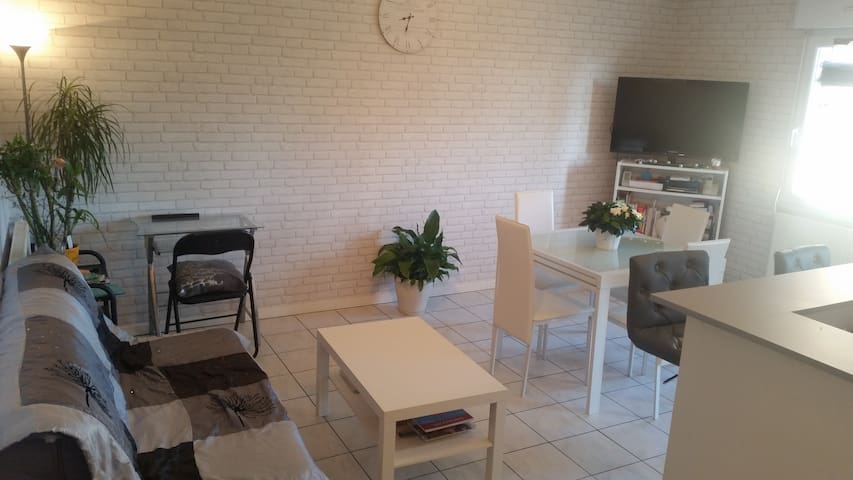 Piso Residencia del Golf - Albi - Apartment