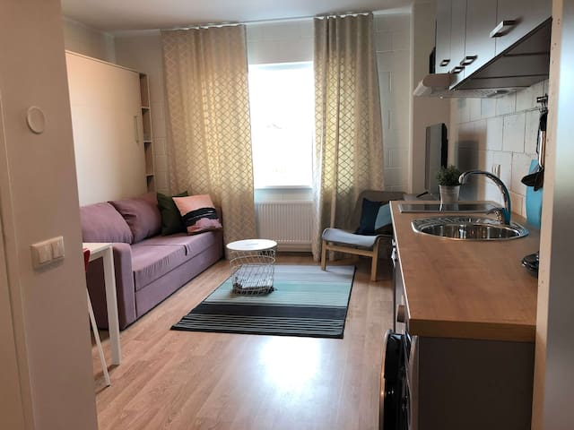 Brand new studio for long-term rent - All included