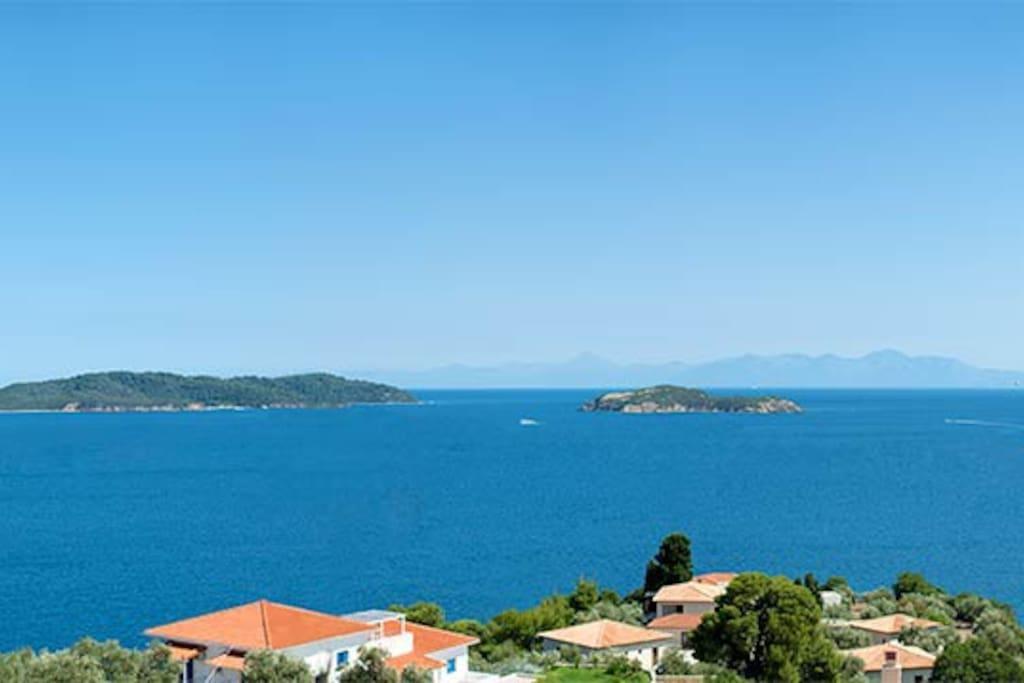 Skiathos Appartamenti Sul Mare