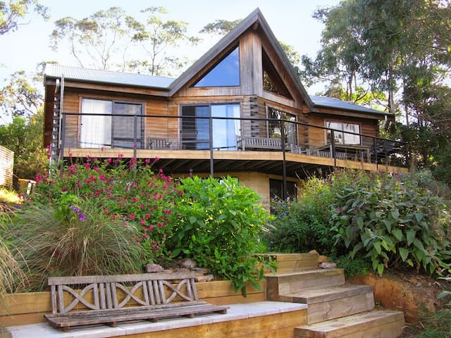 Woodbrook cottage in Blue Mountains - Leura - Huis