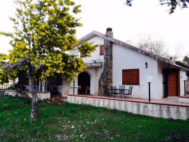 Romantic chalet near Palermo - Campofiorito - House