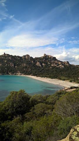 Serraggia / Sartene / Corse du Sud - Sartène - Wohnung