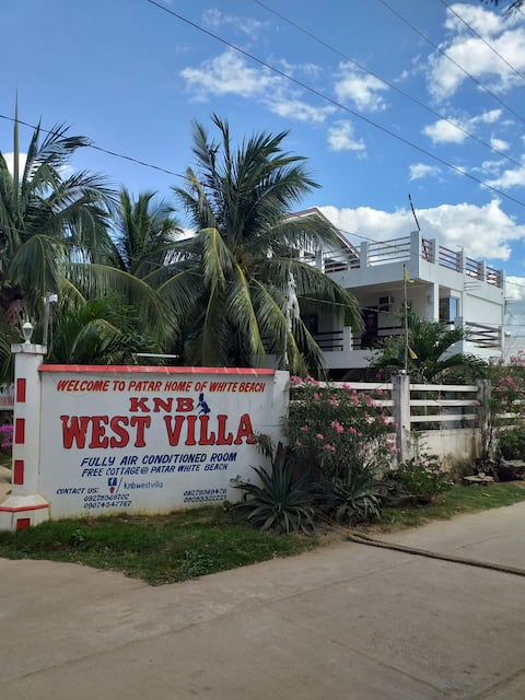 Located at the of heart Patar white beach