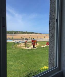 Apartamento en frente de la playa - Miengo