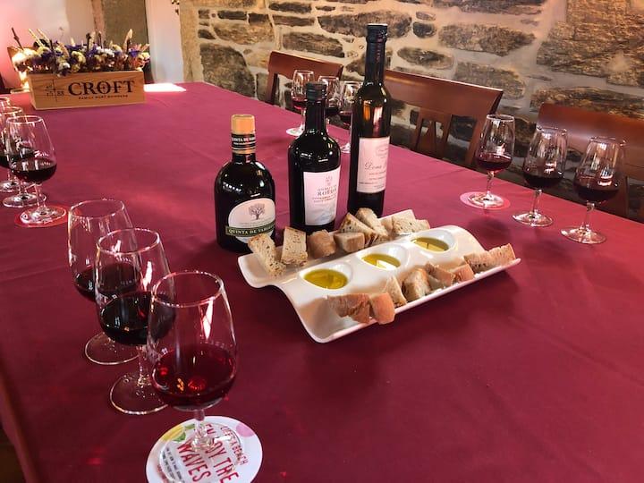 Wine & Olive Oil Tastings