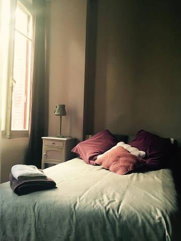La Parme - Chambre d'hôte dans maison de charm - Tolosa - Bed & Breakfast