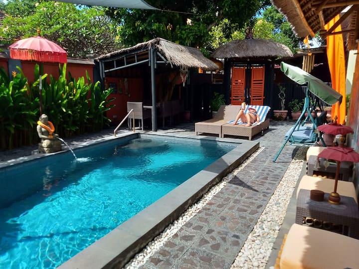 Rumah Tiga - Pondok Gaya Studio - Self Catering