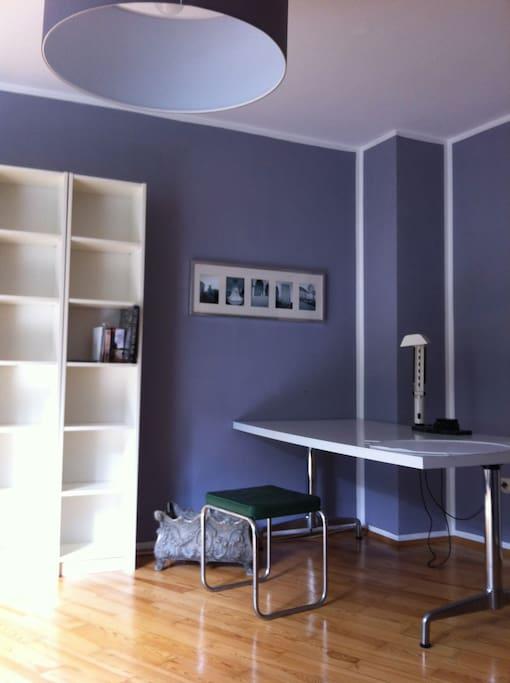 Wohnzimmer/ Schlafzimmer2/ Büro