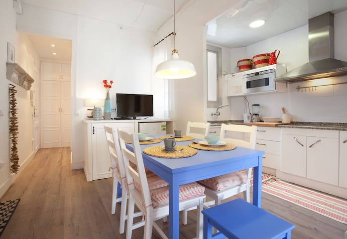 [Hyg.Protocol] Apt in 22@, close to the beach