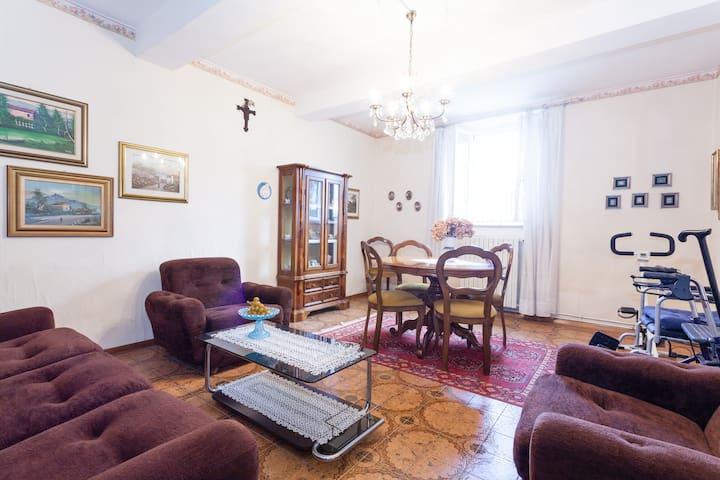 casa di campagna fresca per estate - Praticello - Dům