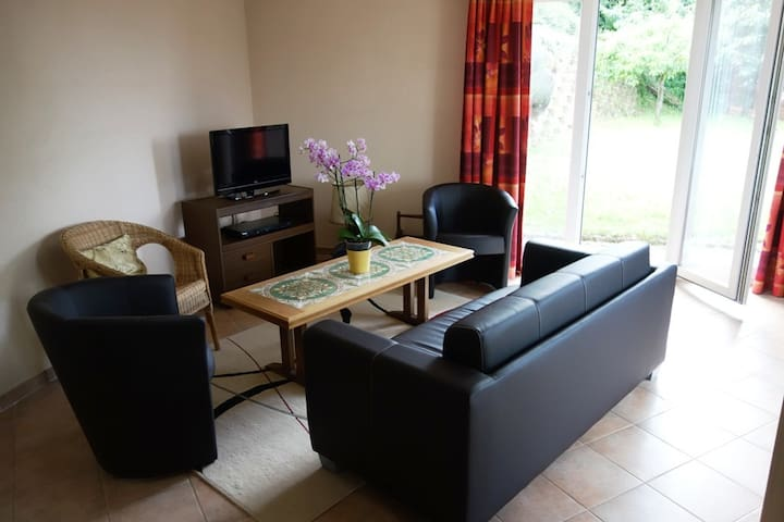 Salon(I) - Living room(I)