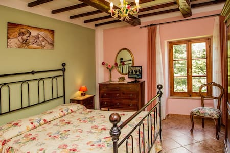 Bedroom Girasole in Tuscany - Cetona - Ház