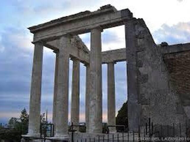 Caratteristico app.to tempio ercole - Cora - Byt