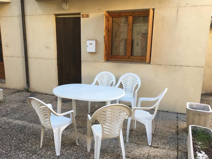 Apartamento acogedor en Jaca