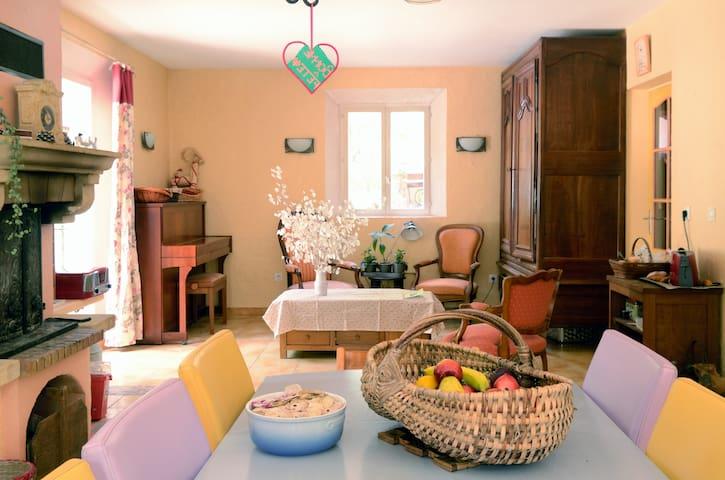 Chambre chez l'habitant - Saint-Maximin-la-Sainte-Baume