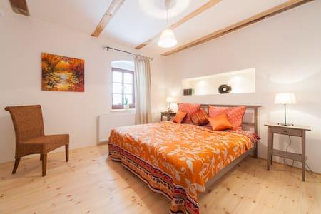 doubleroom in country house loiuse - Kreischa - Casa