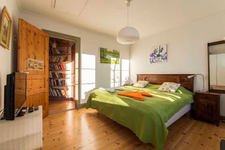 Eco-Village B&B 12min to city centre - Estocolmo - Bed & Breakfast