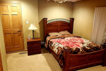 Private Room in Buffalo Center, IA. (Queen Bed) #1