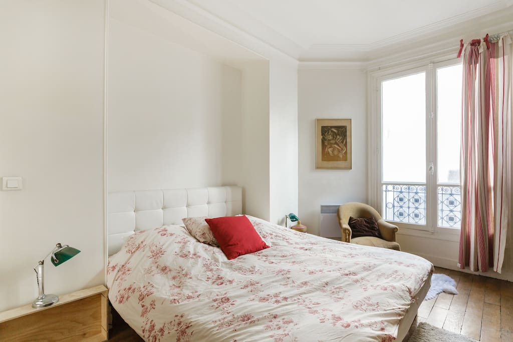 chambre à coucher - bed room