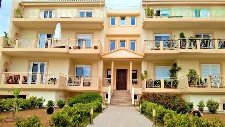 Stylish apartment Levantis #1 (near airport & sea)