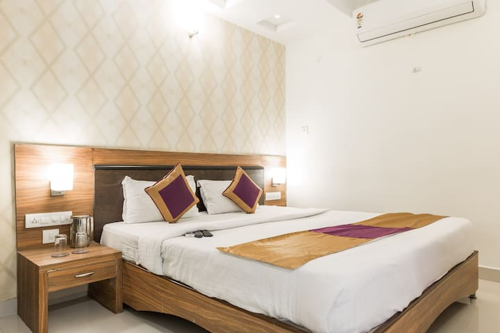 Bed and Breakfast stay in Hitech #1 - Hyderabad - Bed & Breakfast