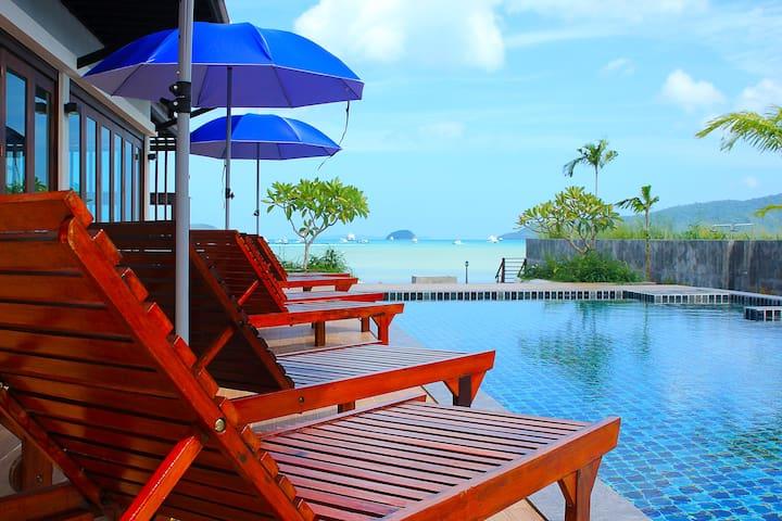Sea Space Villa, Deluxe 1 Bedroom Villa ( A4 ) - Phuket - Villa