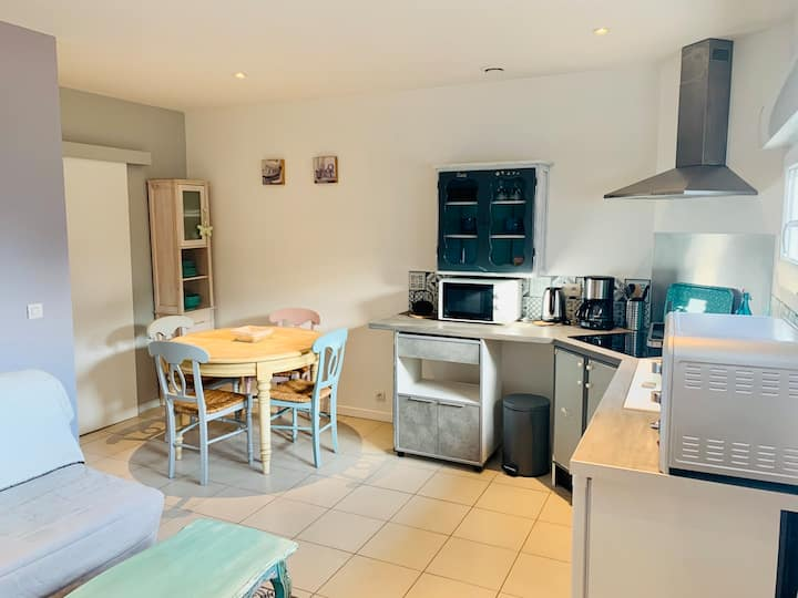 Fully equipped apartment - Near Ile de Ré