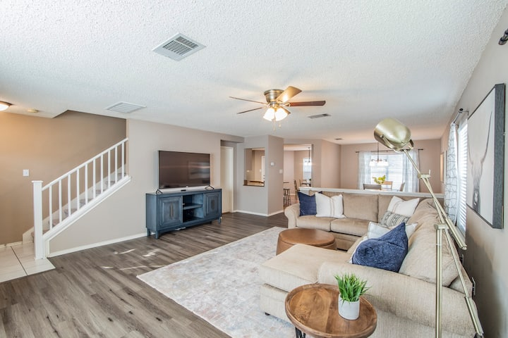 Fresh, Clean and Comfortable Place in Round Rock