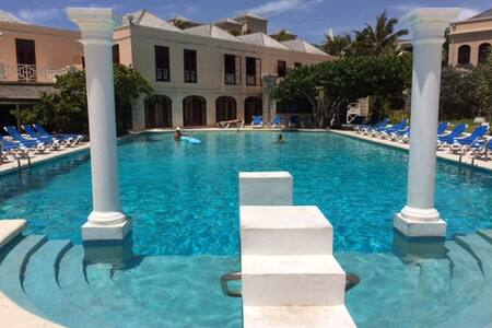Unit 106, The Crane Resort - Timeshare (propriedade compartilhada)