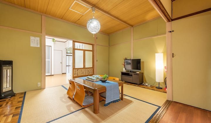 8minutes to Namba/Japanese-style/A single house