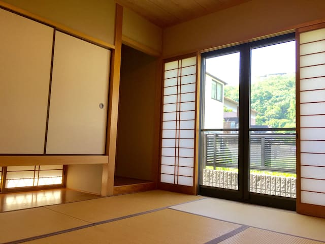 Peaceful near the center of the city - Takamatsu-shi - Appartement