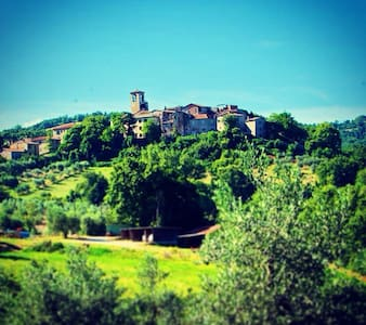 Villa in the heart of green Umbria - Acqualoreto