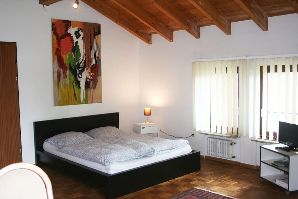 Atelier Apartments for Rent in Karlsruhe Baden