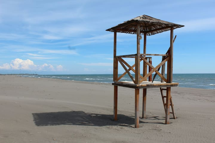 Eagle studio 5. Simple comfort on the Long beach - Doni Štoj - House