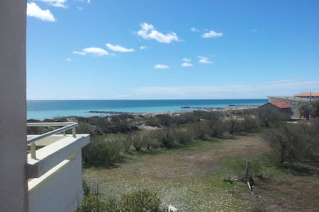 Pretty apartment 50m to the beach !