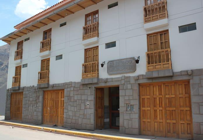 Hotel Casona Apu Linli - Double Room