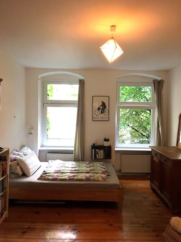 Sweet and cosy flat next to historical Rixdorf!