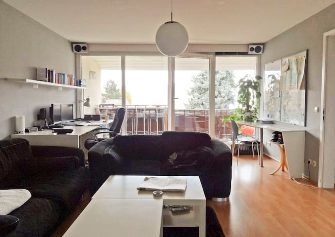 Top Apartment,balcony,full features - Maagdenburg - Appartement