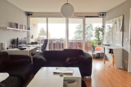 Top Apartment,balcony,full features - Magdeburg - อพาร์ทเมนท์