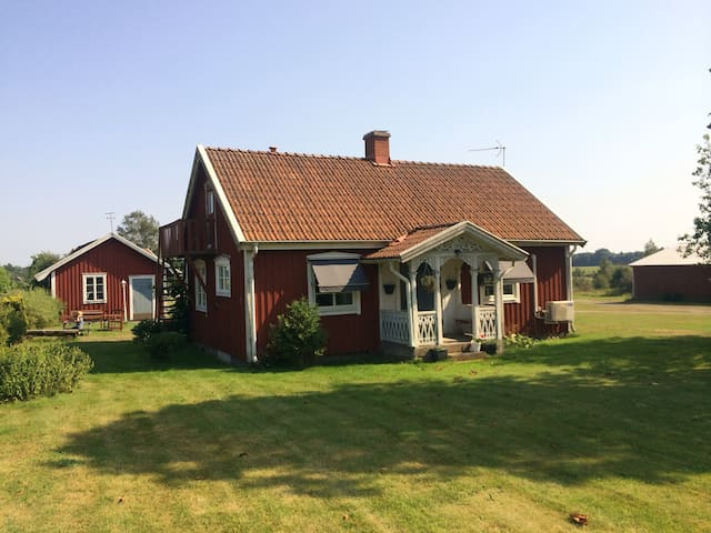 Beautiful country house - Ljungby S - Casa