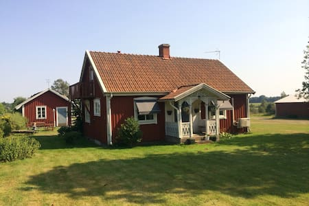 Beautiful country house - Ljungby S - Dom